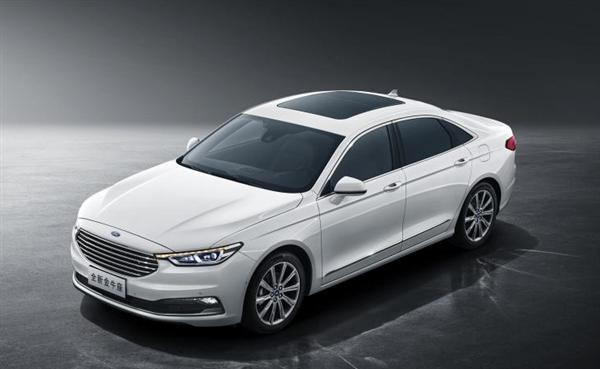 改头换面 全新福特金牛座官图发布 新车预计于今年9月份上市