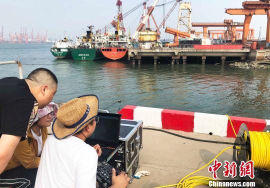 四区率先开始了艰难的环渤海区域入海排污口大排查!