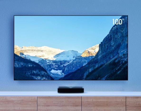 米家投影电视推出抗光屏 采用4K分辨率+8层功能光学膜