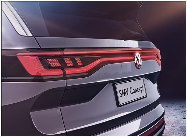 比途昂块头还大!一汽大众全新旗舰SUV明年发布:车长超5米1