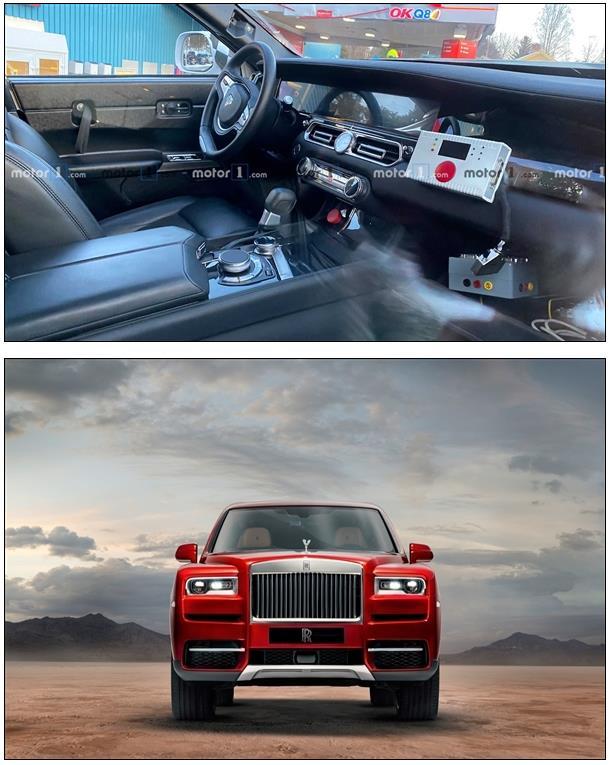 普京座驾新选择!俄罗斯Aurus品牌首款SUV曝光:外观神似库里南