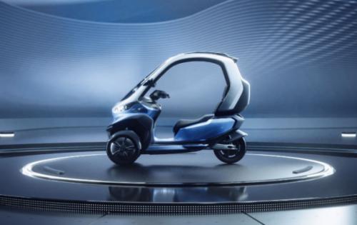 小牛电动发布自动驾驶电摩 聚焦未来十年城市出行