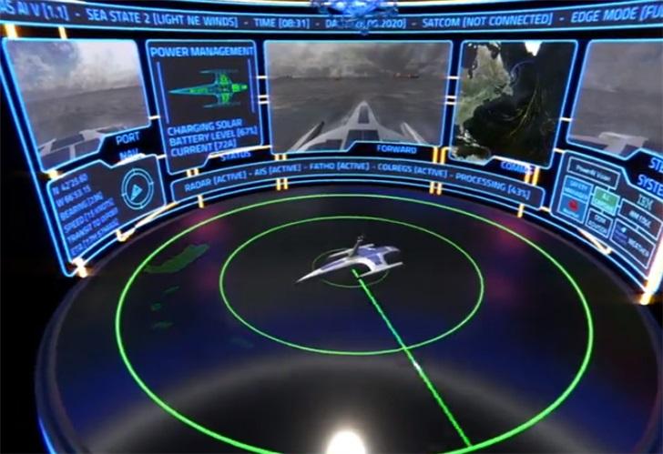 五月花号自主驾驶航船将搭载IBM和英伟达AI技术横跨大西洋