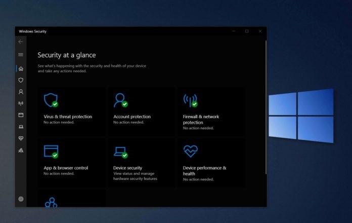 微软 Windows Defender 更新:提示扫描项目被跳过