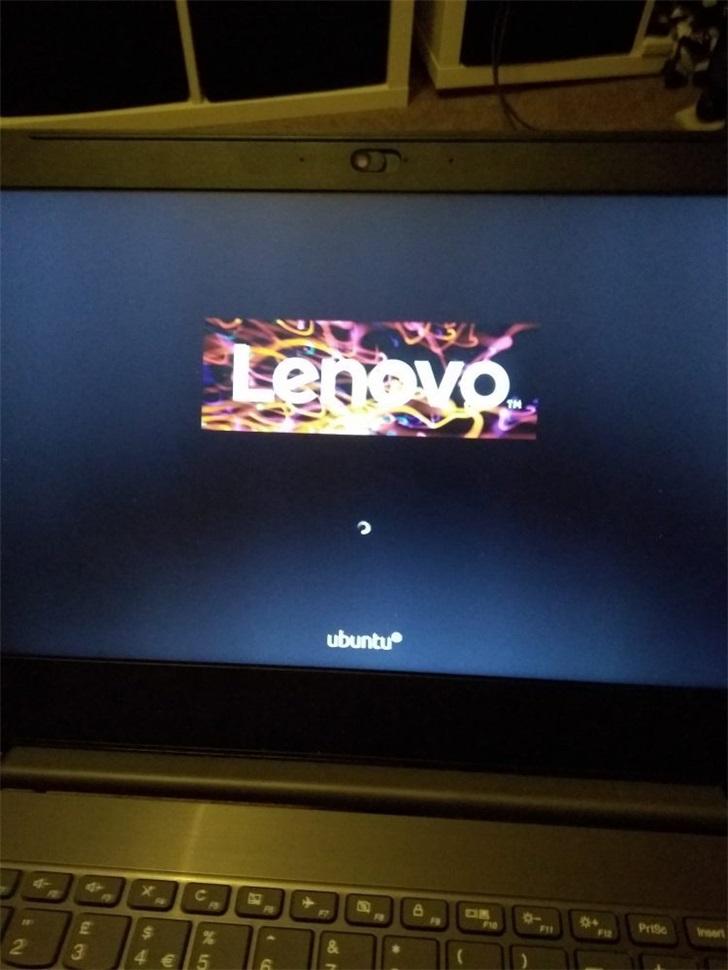 Ubuntu 20.04开机画面显示OEM厂商 Logo
