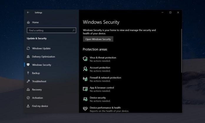 Windows Defender 扫描跳过错误提醒 修复方法来了