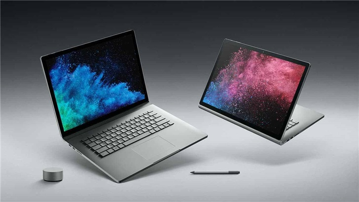 微软新Surface曝光 搭载i5-1035G1 处理器