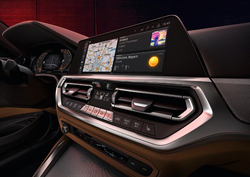 BMW 4系双门轿跑车首秀 提供两种车型