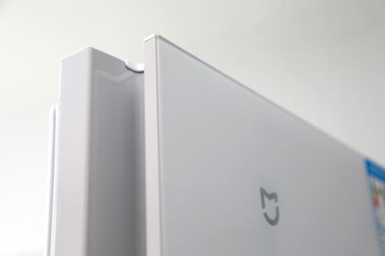 米家开门冰箱评测:极简设计 超高性价比