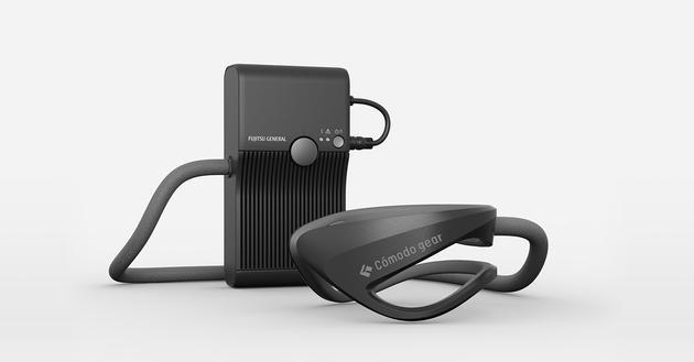 富士通推出可穿戴式装备Comodo gear 采用水冷却方式降低周围的空气温度