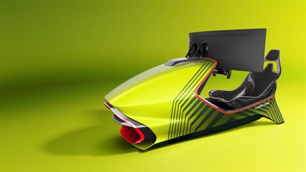 阿斯顿·马丁推出首款赛车模拟器AMR-C01 售价约合人民币50万元