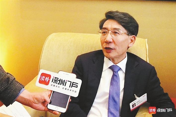 中国科学院院士薛其坤 布局量子科学深圳抢了个先手